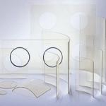 blyglas, lead glass